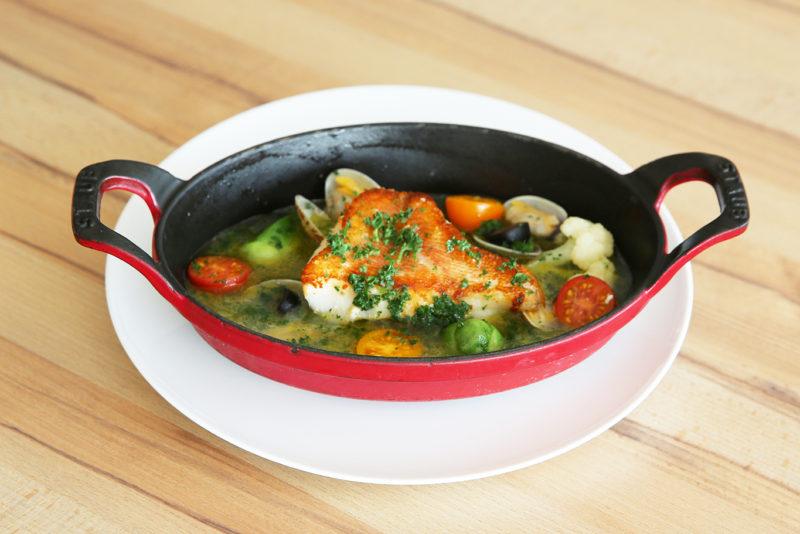 プレジールランチ *母の日プラン* 本日の魚料理