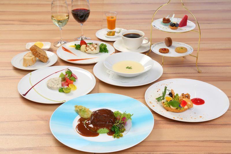 Menu Chef シェフのおすすめコース シェフのおすすめコース