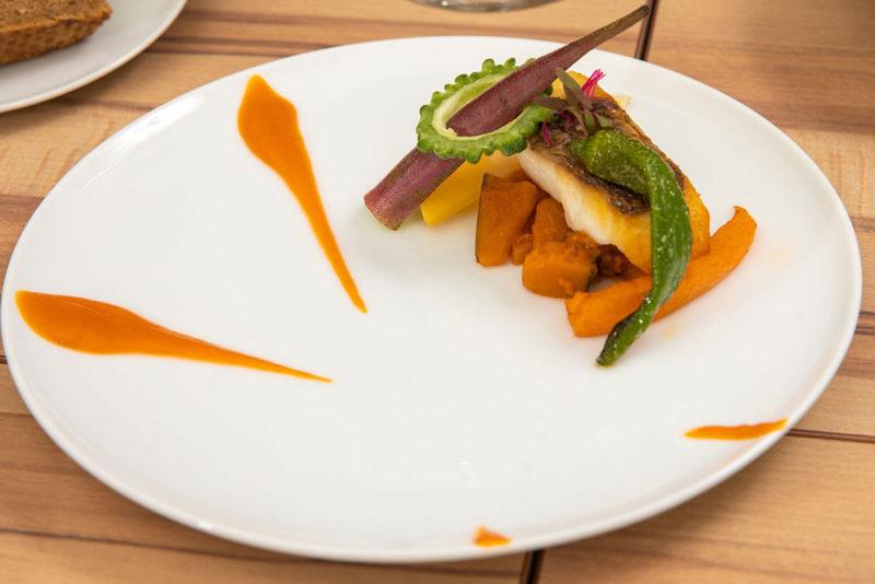 Menu Chef シェフのおすすめコース 本日の魚料理