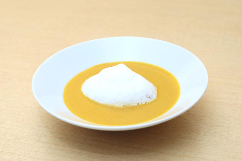 Menu Chef シェフのおすすめコース 本日のホテル特製スープ
