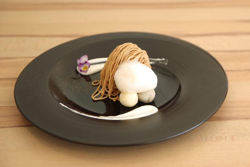 Menu Chef シェフのおすすめコース Mont Blanc