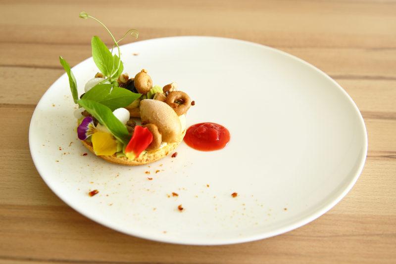 Menu Chef シェフのおすすめコース Paris-Brest Japon ≪春の円舞曲~ワルツ~≫