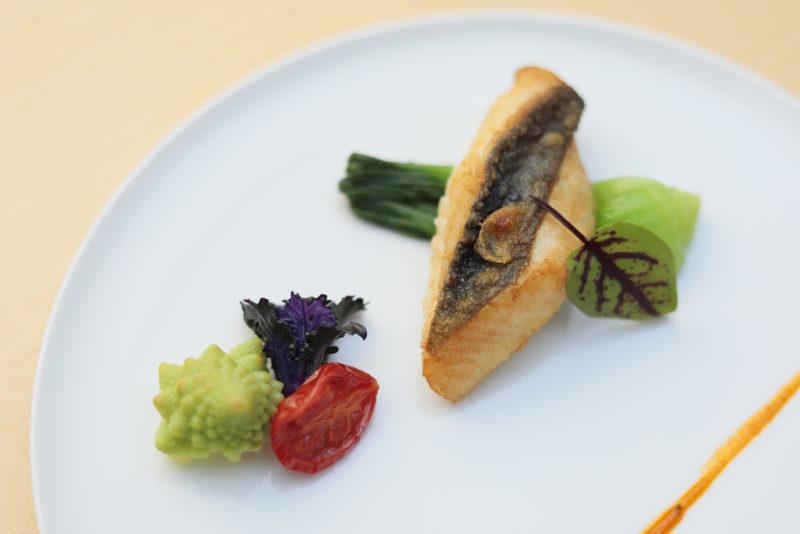 Menu Ciel 【8/9~15限定メニュー】 生産者さんから直接ホテルに届く旬の新鮮な糸島野菜と共に、その日のシェフおすすめフルコースをお楽しみください☆