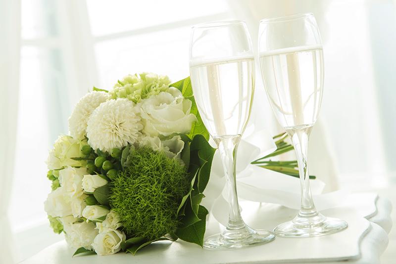 ボヌール プリム(冬コース・全9品+乾杯&花束) スパークリングワイン